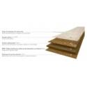 Tarima flotante de corcho A 9,90 €/m2 - Beton Haze